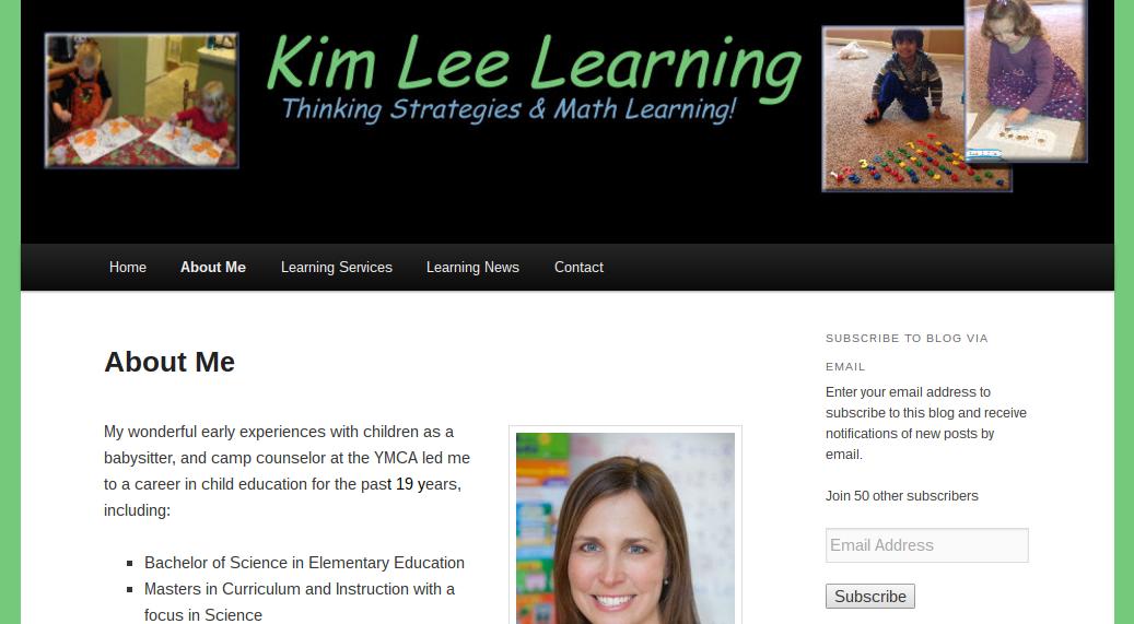 kimleelearning.com